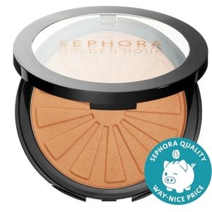 Sephora Golden Hour Luminous Bronzer in Daybreak